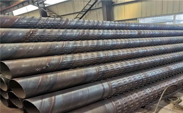 厦门DN426mm桥式滤水管壁厚3mm降水专用滤水管批发厂家