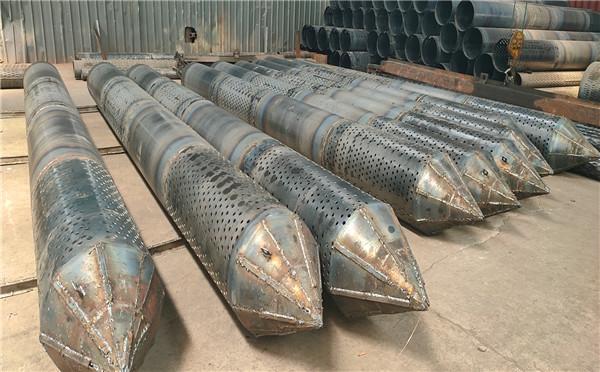 漯河桥式井用滤水管600*5*6滤水管厂家直发