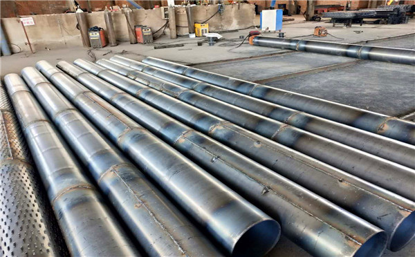 台湾外径325mm井用管螺旋滤水管货源充足