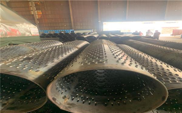 台湾螺旋桥式滤水管薄壁滤水管生产基地