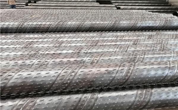 乌海外径300*6桥式滤水管厚壁降水滤水管厂家价格