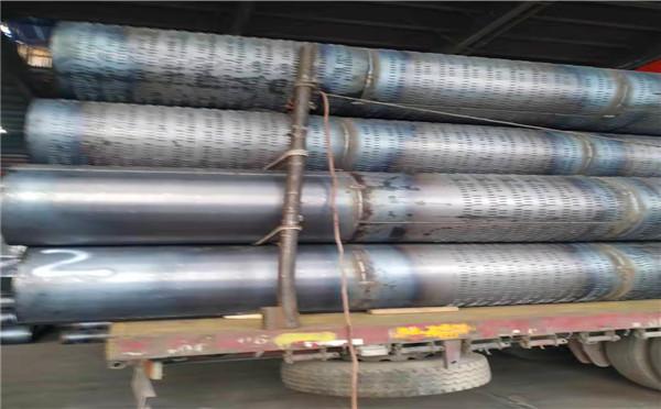 台湾450*6降水井管500 600桥式滤水管一米价格