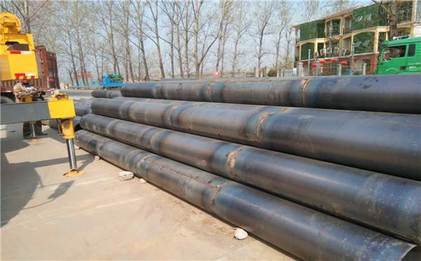 阿拉善地铁降水用滤水井管DN325mm滤水管今日价格