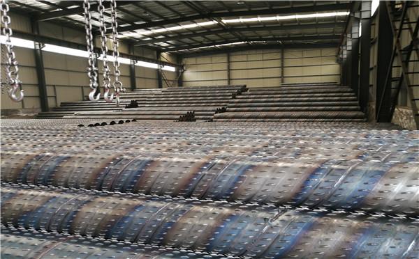 赣州地铁降水用滤水井管DN325mm滤水管今日价格