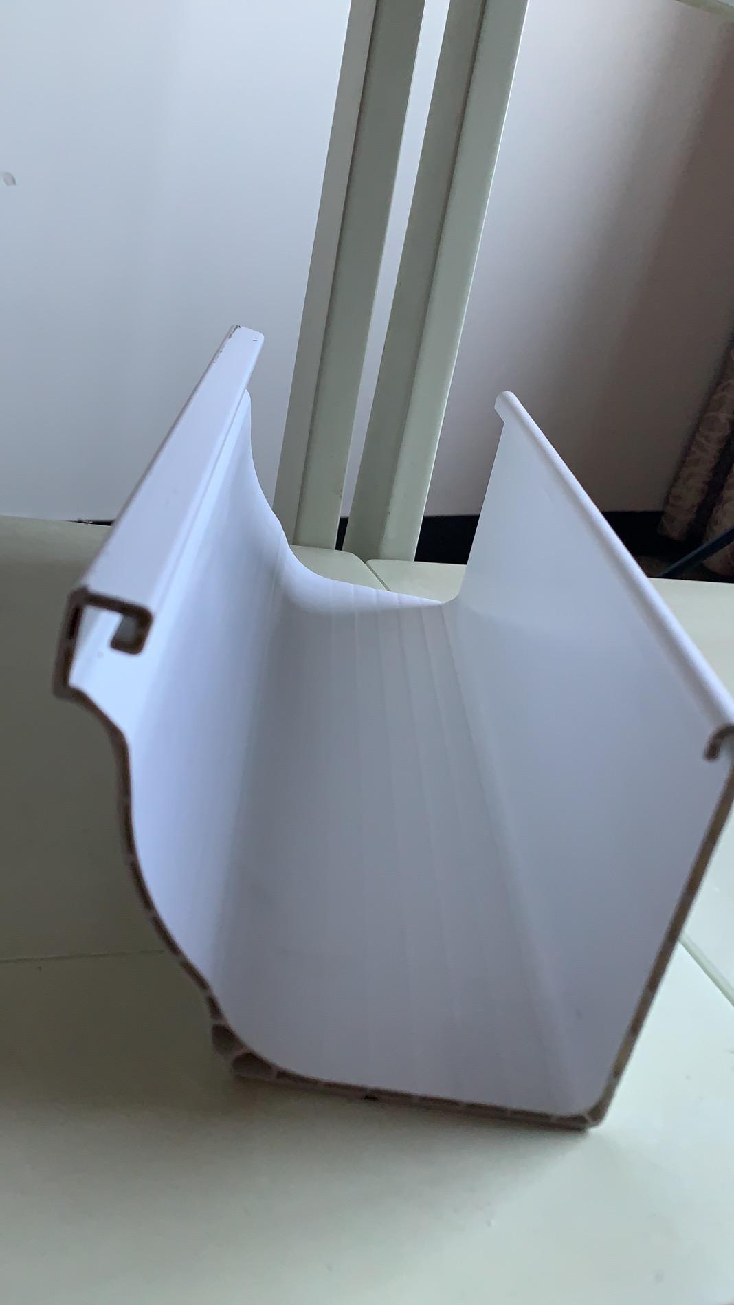 福建金属成品檐槽测量方法