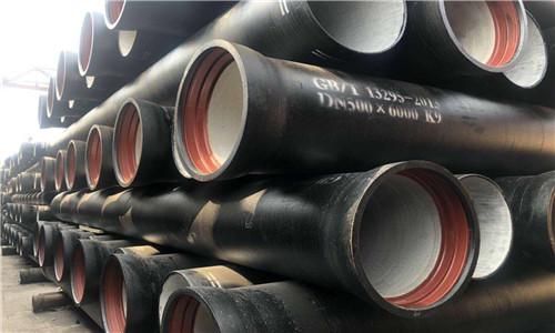 商丘市球墨铸铁管道变形检测与超标处理