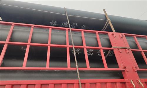 高平k9球墨铸铁管高平球墨铸铁管厂家