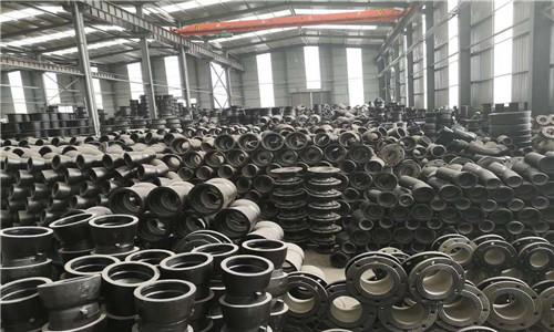 揭阳市DN350国标K9球墨铸铁管
