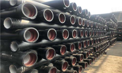 榆林市消防球墨铸铁给水管16公斤压力