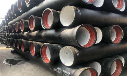 延吉市DN300消防球墨铸铁给水管防腐蚀