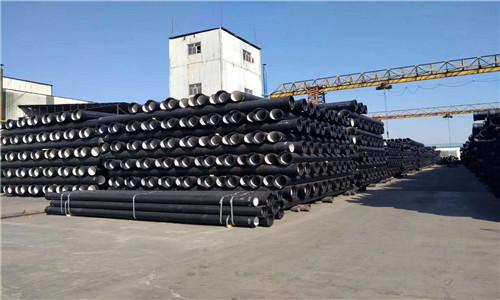 舒兰市DN200承插球墨铸铁管 供水球墨铸铁管厂家报价
