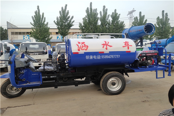 苏州工地降尘洒水车大量