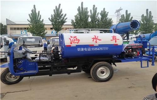 上海时风三轮洒水车现优惠立减5000元