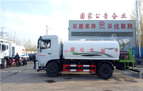 苏州国六蓝牌洒水车源头厂家