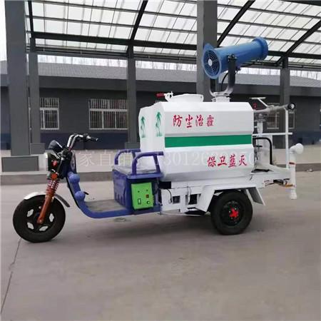 天津国六蓝牌洒水车厂家直接供货