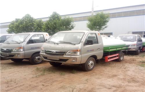 湖南省张家界市自吸泵多利卡吸粪车适用范围