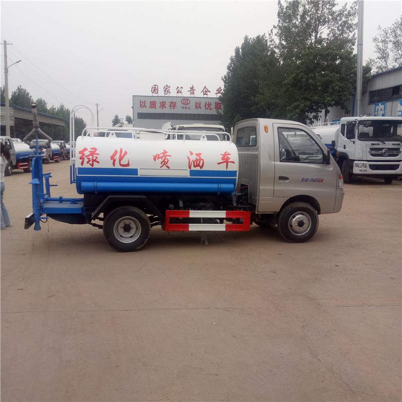天津7吨洒水车订车直交预付款
