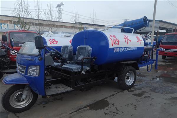 上海国六喷雾洒水车参数及图片