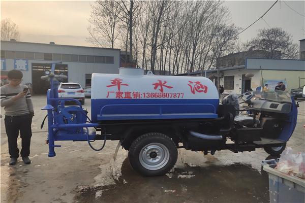 上海国六喷雾洒水车祥农让你选购更放心