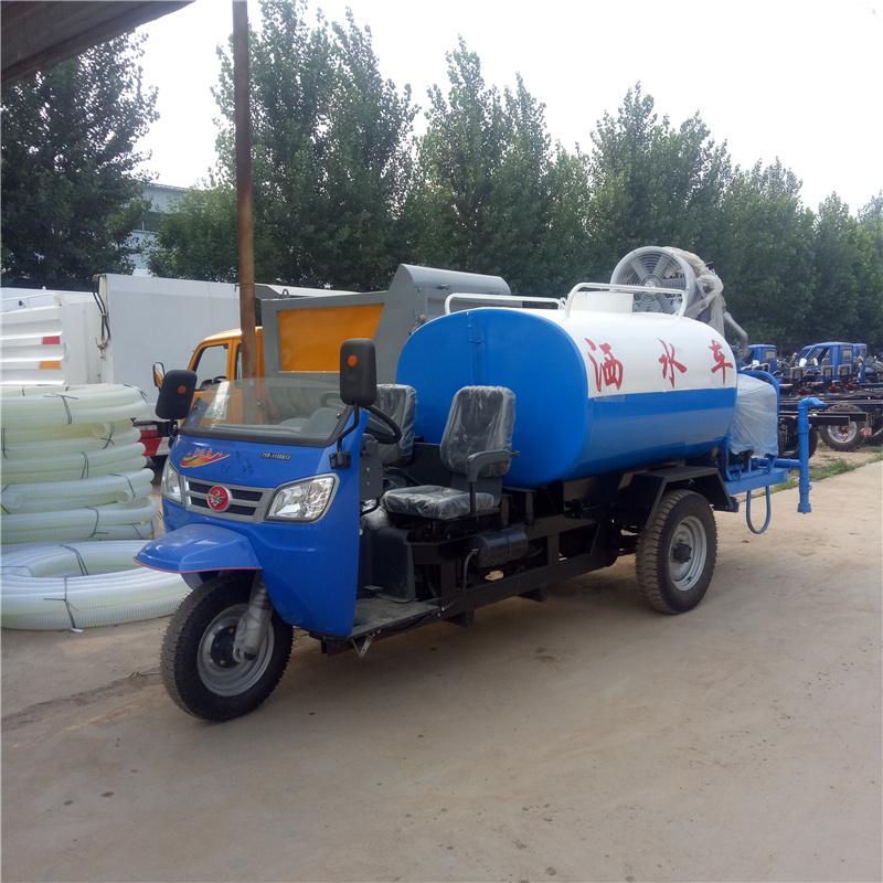 朔州2吨洒水车适用范围