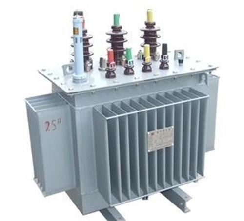 承德630KVAS13变压器