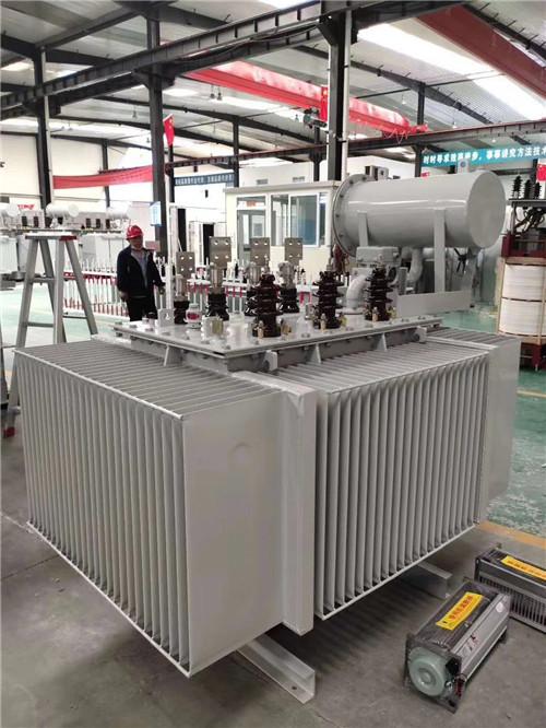 上海10KVS13油浸式电力变压器报价