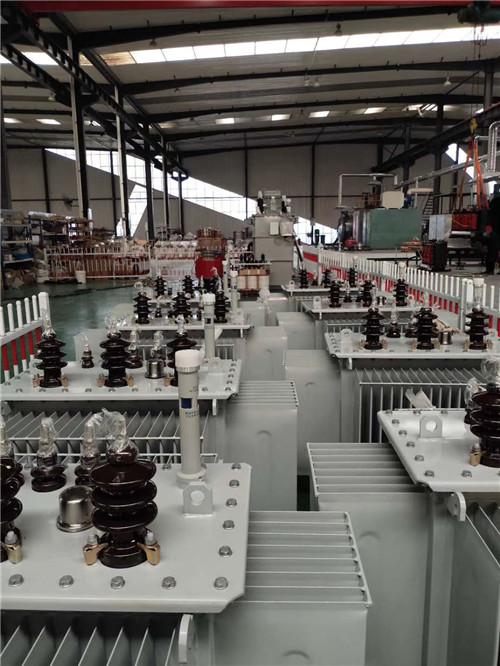 海北10KVAS11油浸式电力变压器厂家