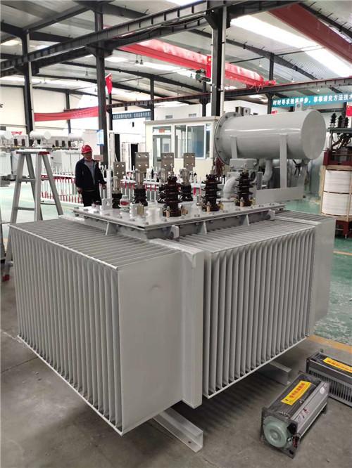 朔州SCB11干式变压器制造厂家